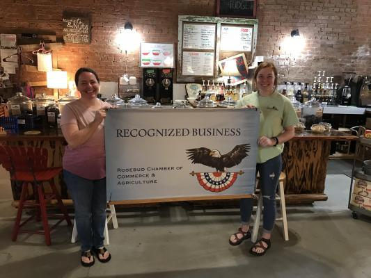 Artisan Alley named Business of the Quarter