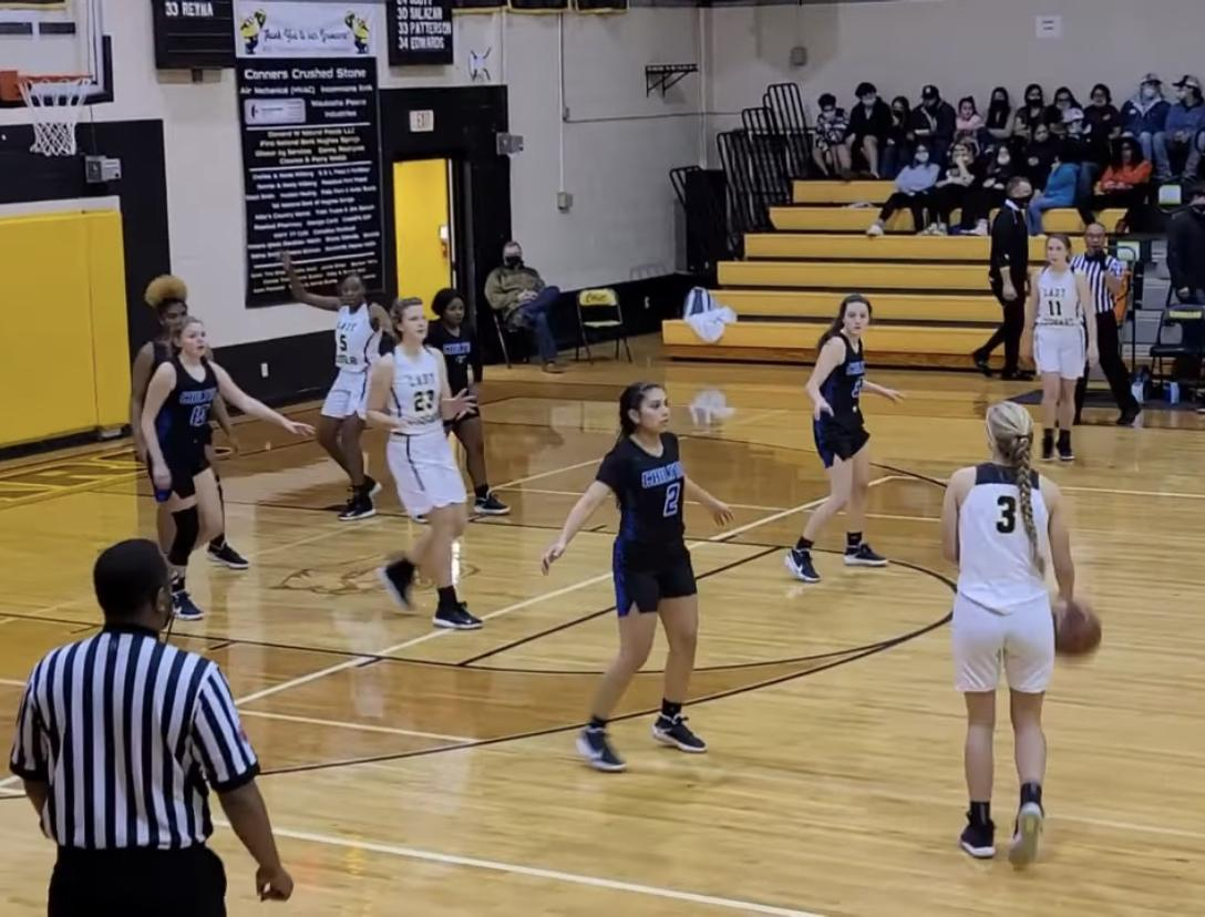 The Cougars and Lady Cougars both defeated opponents this week to continue their seasons