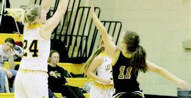Lady Cougars down Crawford, Chilton next | The Rosebud News