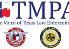 Logo: Texas Municipal Police Association (TMPA)